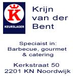 keurslager Krijn van der Bent
