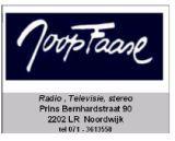 Joop Faase - Radio Televisie... geen website